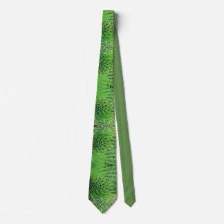 Fan Palm Neck Tie