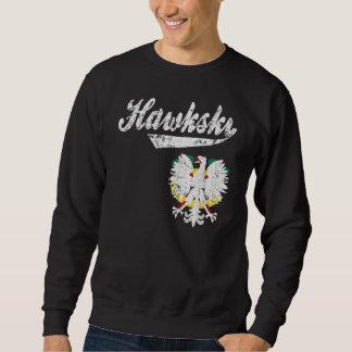 Fan polaca de Hawkski Chicago Sudadera Con Capucha