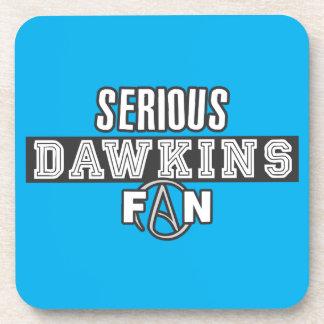 Fan seria de Richard Dawkins - el ateísmo Posavasos De Bebida