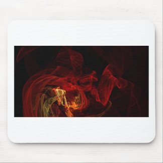 FAN THE FLAME MOUSE PAD