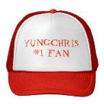 FAN YUNGCHRIS#1 GORROS