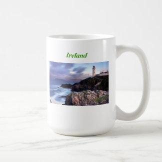 Fanad Head Lighthouse, Co. Donegal, Ireland Coffee Mug
