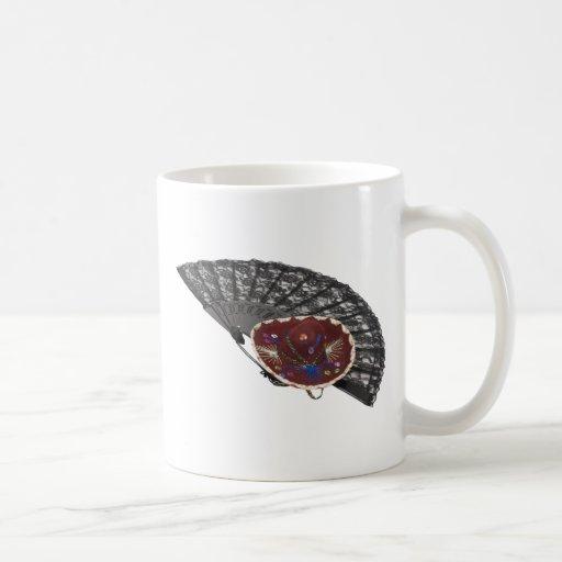 FanAndSombrero042810 Coffee Mug