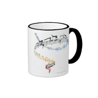 Fanataisie (Opus 7) 2 Mugs