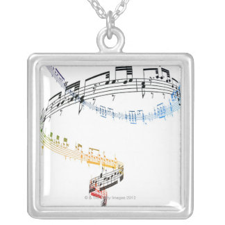 Fanataisie (Opus 7) 2 Silver Plated Necklace