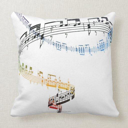Fanataisie (Opus 7) 2 Throw Pillow