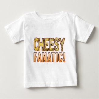 Fanatic Blue Cheesy Baby T-Shirt