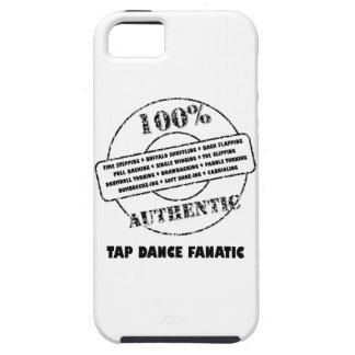 Fanático auténtico de la danza de golpecito iPhone 5 Case-Mate funda
