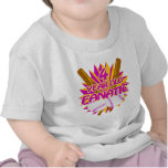 Fanático del béisbol de 4 años camisetas