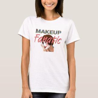 Fanático del maquillaje de la CAMISETA