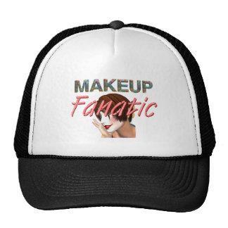 Fanático del maquillaje de la CAMISETA Gorro