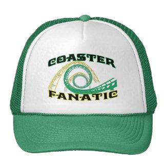 Fanático del práctico de costa gorras