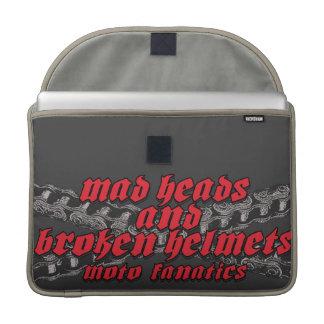 Fanáticos de Moto Funda Para Macbooks