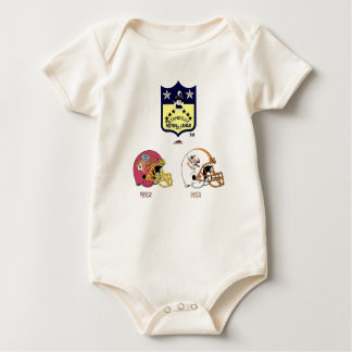 Fanatix/Tornadoes (do you know on back)T-Shirt Baby Bodysuit