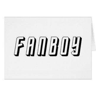 Fanboy Card