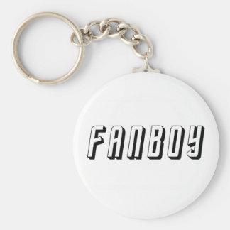 Fanboy Keychains