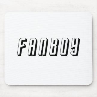 Fanboy Mouse Pad