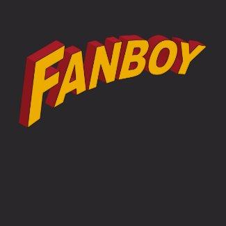 Fanboy T-Shirt shirt