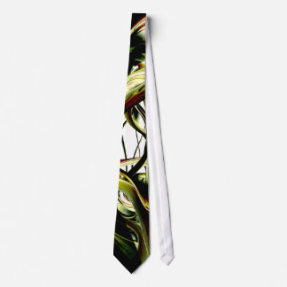 Fanciful Abstract Tie