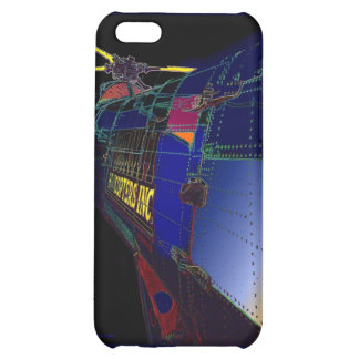 Fanciful Chopper Case For iPhone 5C