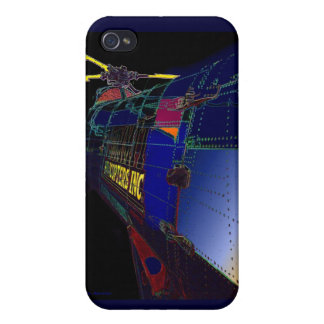 Fanciful Chopper iPhone 4 Cover