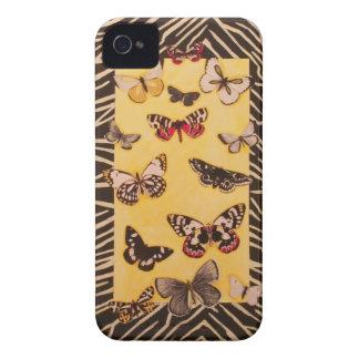 Fanciful Flight: Butterflies Blackberry Case
