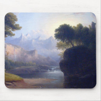 Fanciful Landscape by  Thomas Doughty Mouse Pad