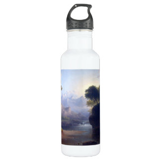 Fanciful Landscape by Thomas Doughty 24oz Water Bottle