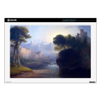 Fanciful Landscape by Thomas Doughty Skin For Laptop