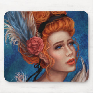 """""""Fanciful"""" Mouse Pad"""