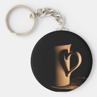 Fancy a cup of tea/coffee keychain