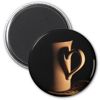 Fancy a cup of tea/coffee magnet