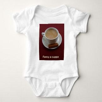 Fancy a cuppa baby bodysuit