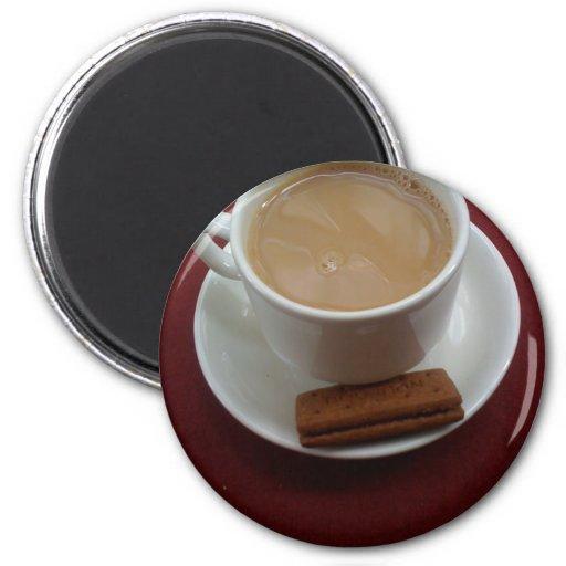 Fancy a cuppa magnet