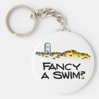 Fancy a Swim? Keychain