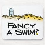 Fancy a Swim? Mouse Mat