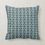 Fancy Art Pattern Designer Throw Pillow