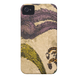 fancy background iPhone 4 Case-Mate cases