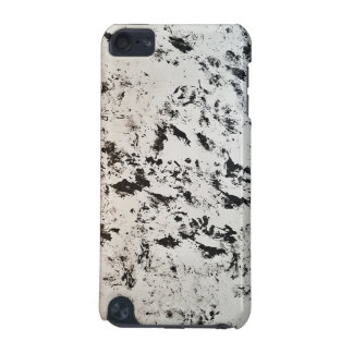 Fancy black or white iPod touch 5G cover