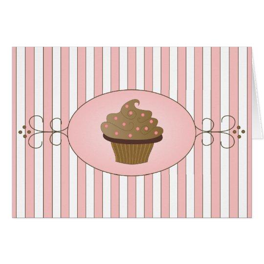 Fancy Cake Card