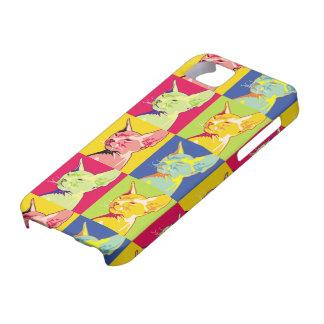 Fancy cat iPhone SE/5/5s case