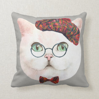 Fancy Cat Pillow 2