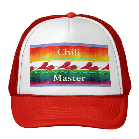 Fancy Chili Master Hat
