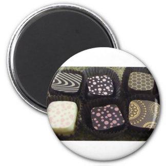 Fancy Chocolates Magnet