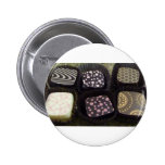 Fancy Chocolates Pinback Button
