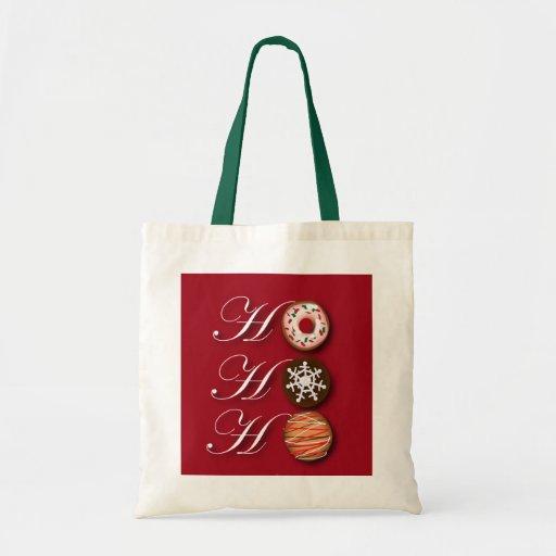 Fancy Christmas Hohoho Cookies Bags