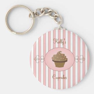 Fancy Cupcake Keychain