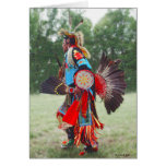 Fancy Dancer Greeting Cards