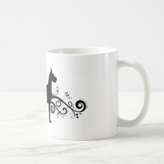 Fancy Dane Coffee Mugs
