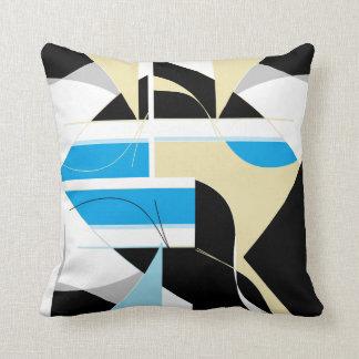 Fancy Design Throw Pillow